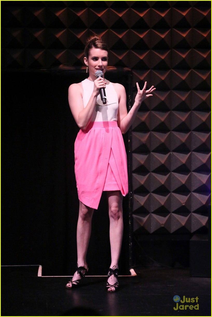emma roberts these girls event 24