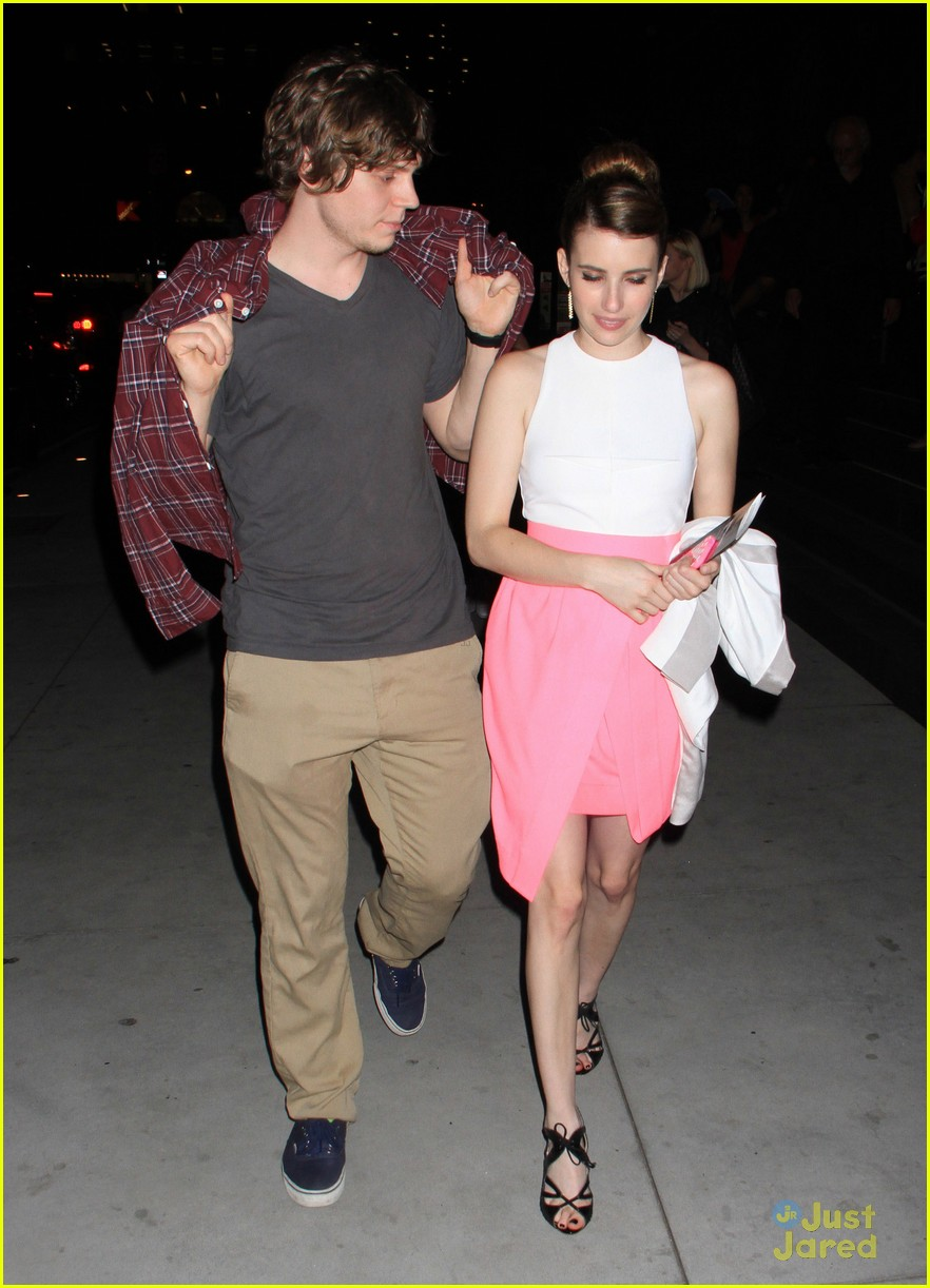 emma roberts these girls event 25