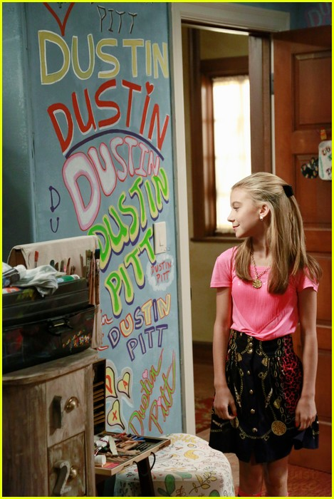 G Hannelius First Kiss