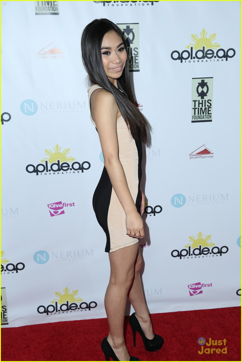 jessica sanchez time hope gala 05