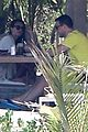 lea michele cory monteith vacation in mexico 01