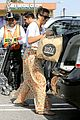 lea michele grocery shopping cory monteith steps out solo 38