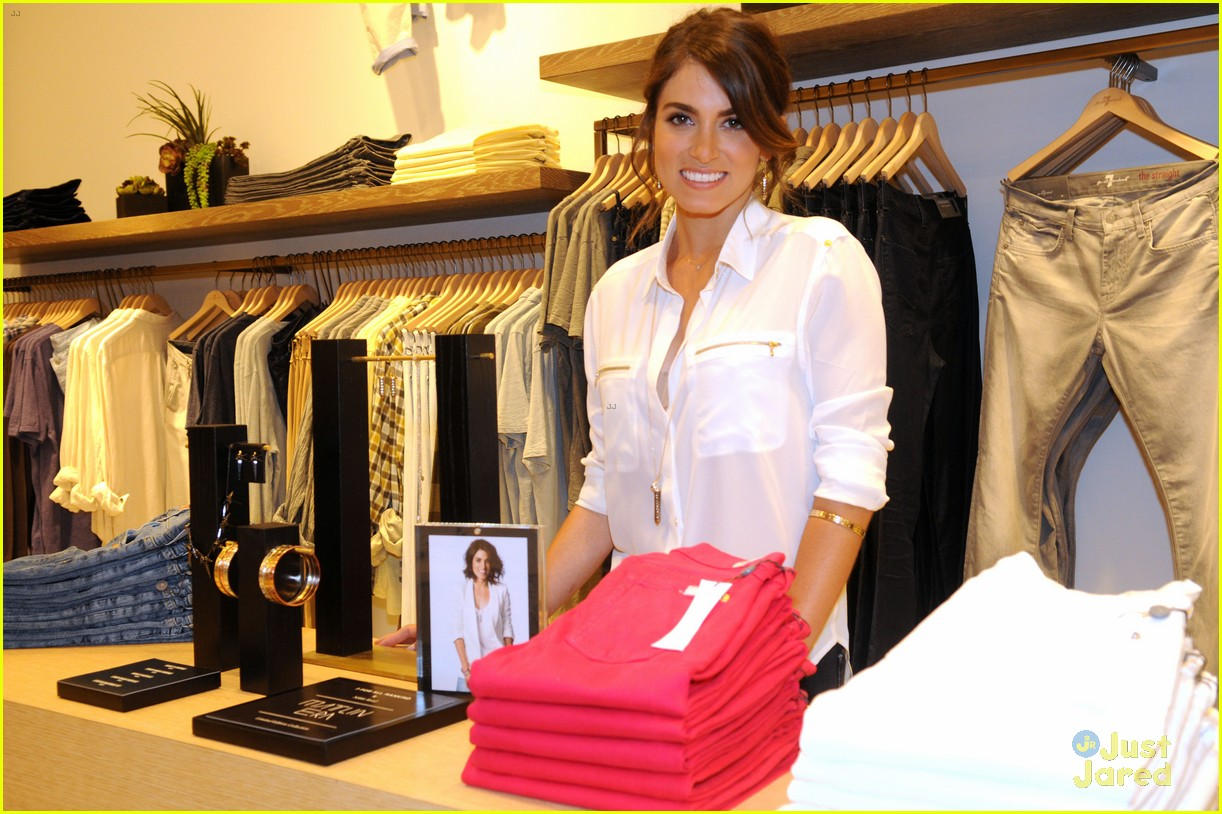 Nikki Reed 7 For All Mankind Orlando Jewelry Launch Photo 559612