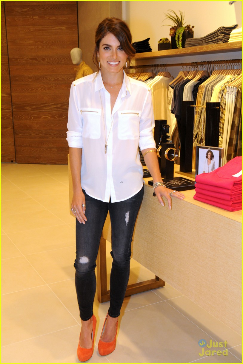 Nikki Reed 7 For All Mankind Orlando Jewelry Launch Photo 559613