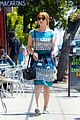 dianna agron naya river little doms lunch duo 01