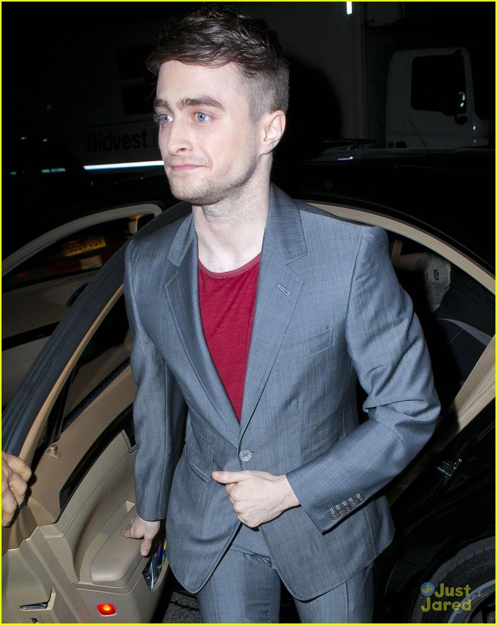 Daniel Radcliffe Talks Cripple Of Inishmaan Photo 570316 Photo
