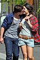 josh hutcherson girlfriend kiss cycle 06