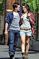 josh hutcherson girlfriend kiss cycle 18