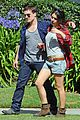 josh hutcherson girlfriend kiss cycle 21