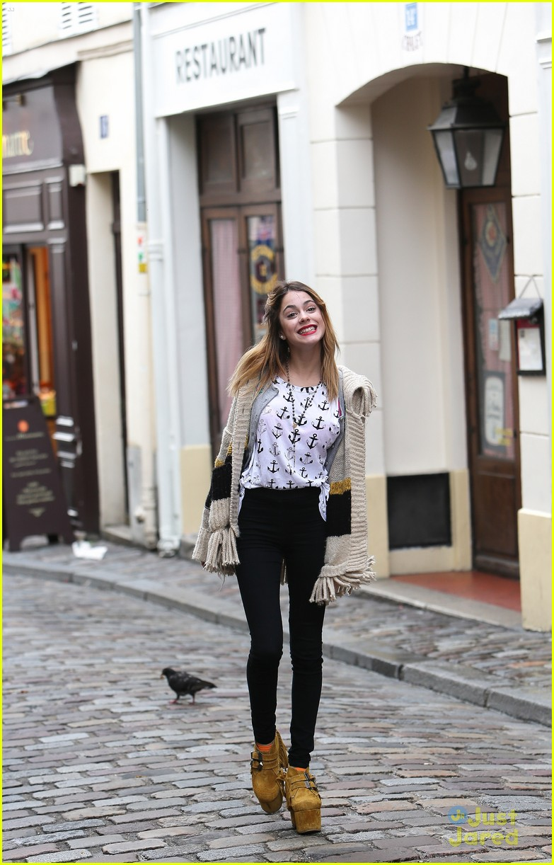 martina stoessel paris pictures 05