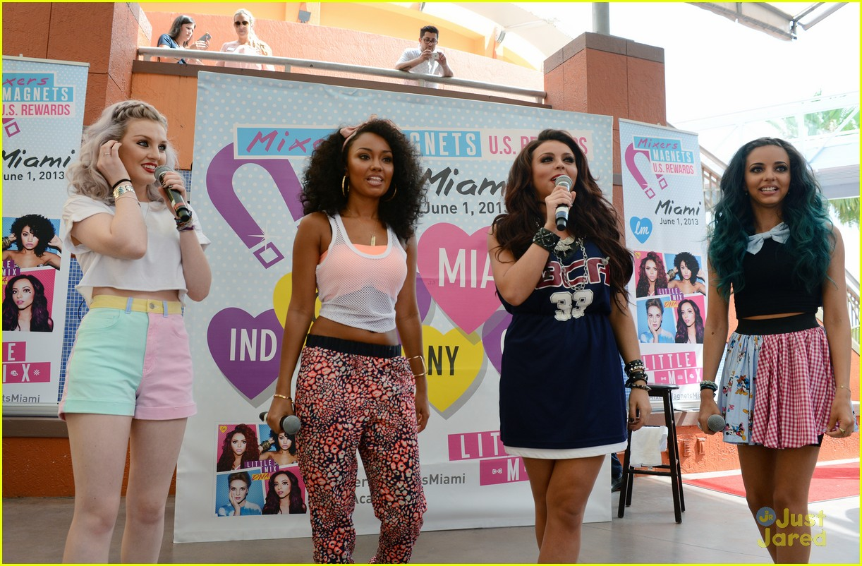 Little Mix Miami Meet Greet Photo 565850 Photo Gallery