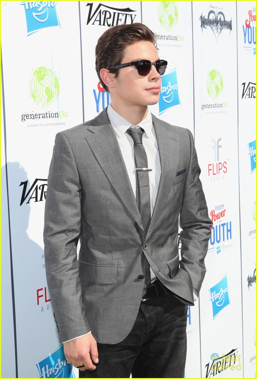 jake t austin power of youth 2013 photo 581297 photo gallery