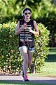 lucy hale running maui 10