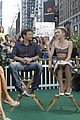 miley cyrus stops by good morning america 09