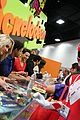 power rangers comic con 03