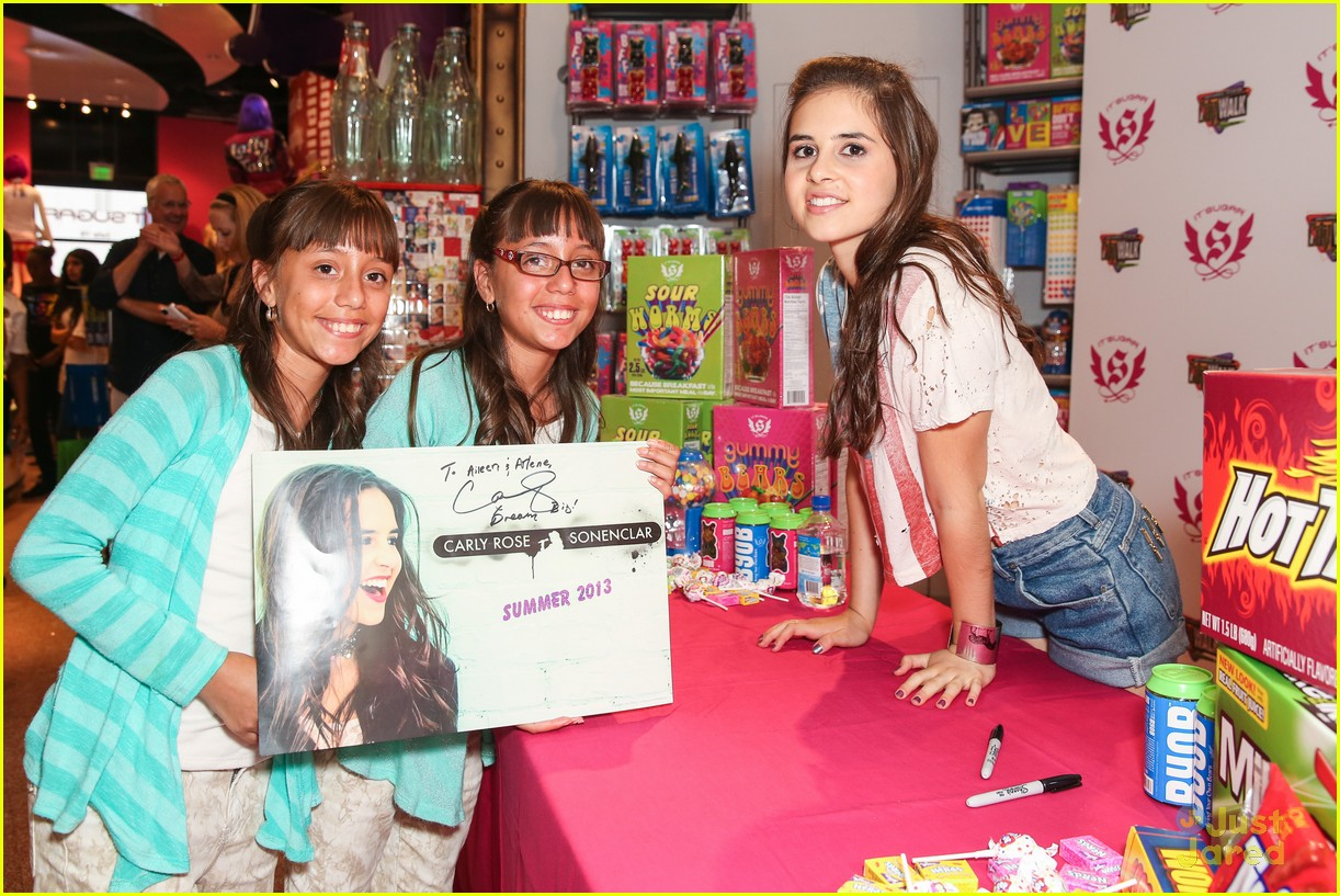 Carly rose sonenclar its sugar meet greet photo 575453 carly rose sonenclar sugar meet greet 13 kristyandbryce Image collections