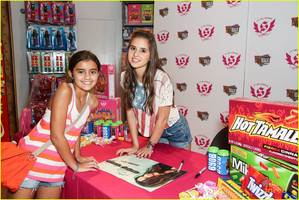 Carly rose sonenclar its sugar meet greet photo 575455 carly rose sonenclar sugar meet greet 15 kristyandbryce Image collections