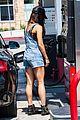 vanessa hudgens gas station stop 09