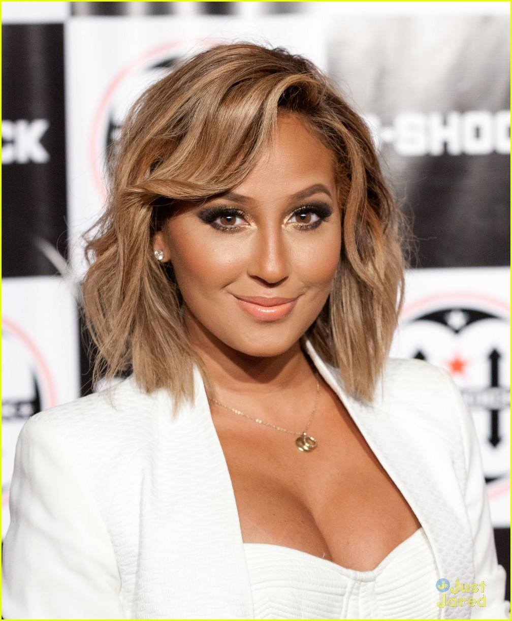 Leaked Adrienne Bailon nudes (98 photo), Tits, Leaked, Feet, legs 2015