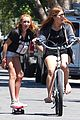 noah cyrus post one direction concert bike ride 02