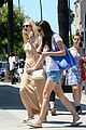 elle fanning studio city sunday 03
