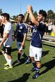 jonas brothers charity soccer game 28