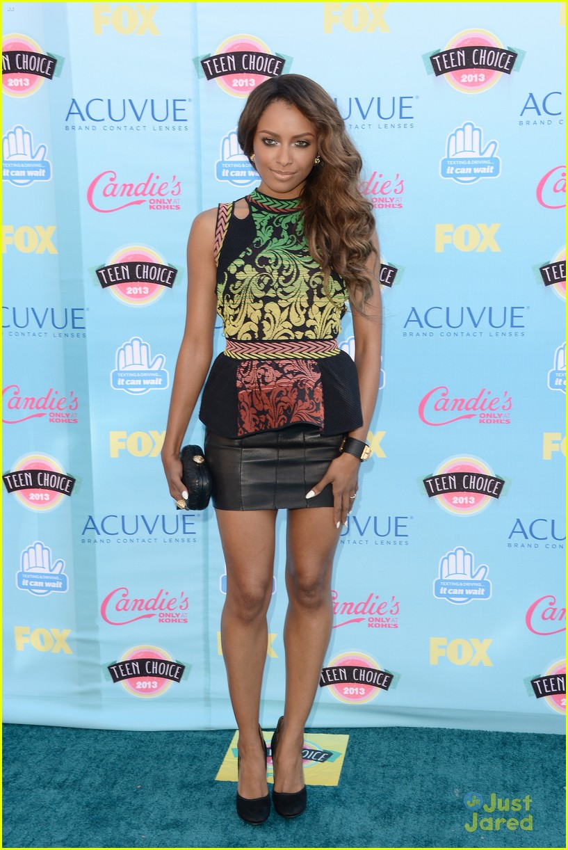 kat graham teen choice awards 2013 02