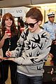 lily collins jamie campbell bower arrive in berlin 28