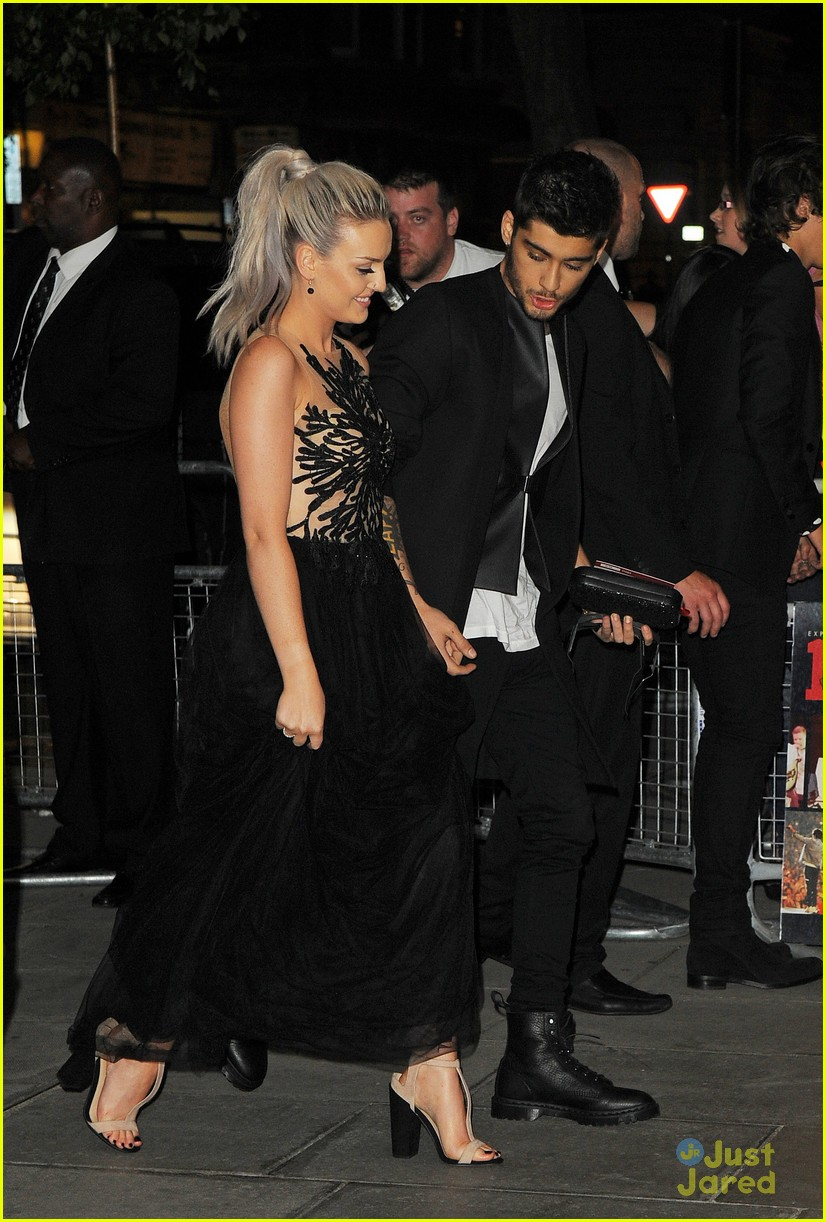 Little Mix One Direction This Is Us Premiere Pretty