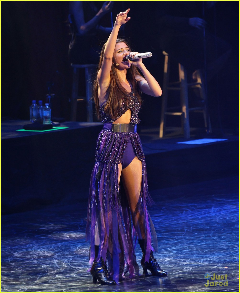 selena gomez stars dance tour kick off pics 22
