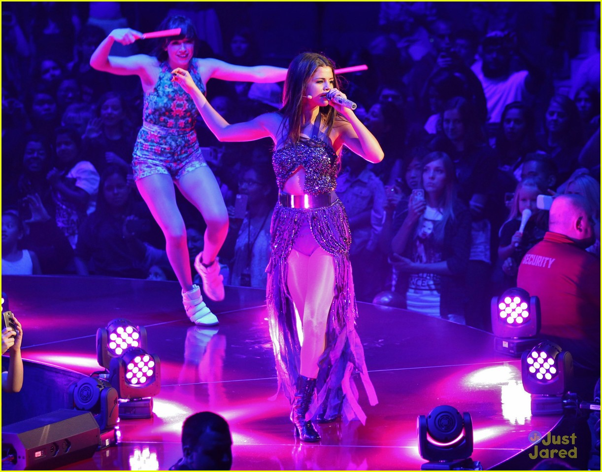 selena gomez stars dance tour kick off pics 25
