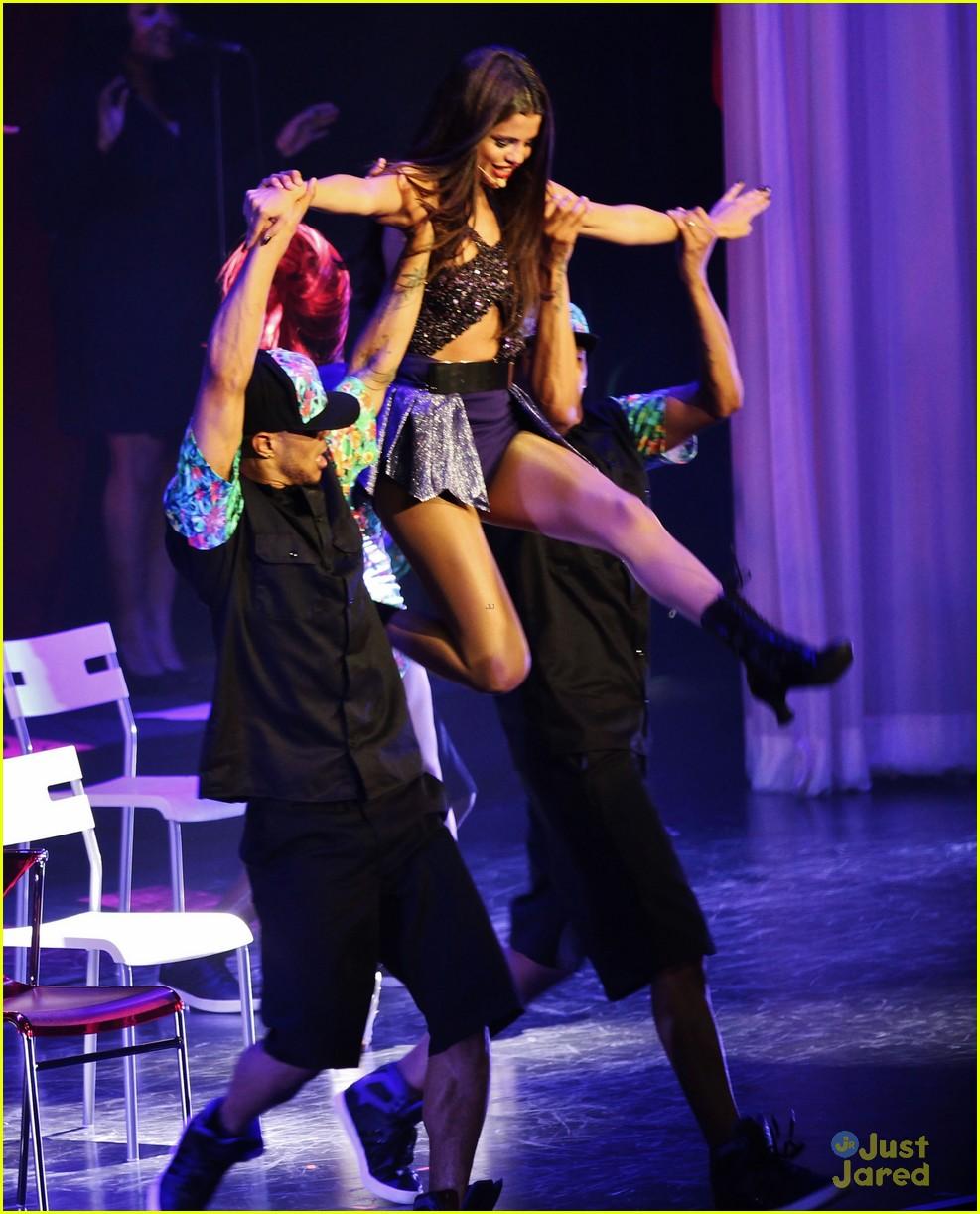 selena gomez stars dance tour kick off pics 28