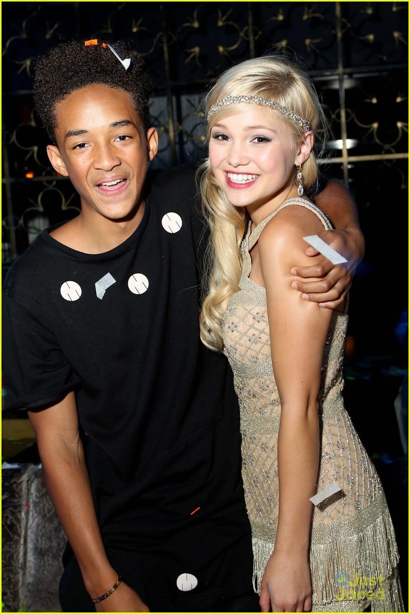 Joey King & Jaden Smith: Olivia Holt's Sweet 16! | Photo ... | 817 x 1222 jpeg 232kB