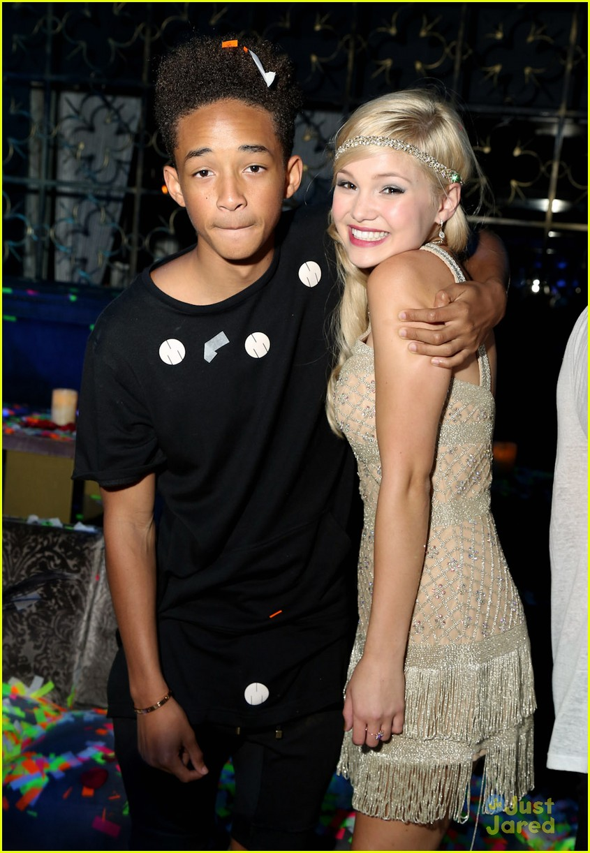 Joey King & Jaden Smith: Olivia Holt's Sweet 16! | Photo ... | 845 x 1222 jpeg 218kB
