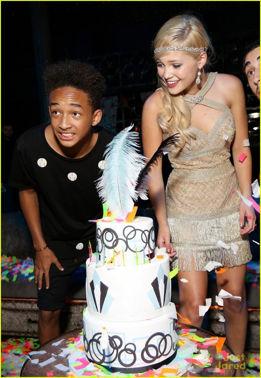 Joey King & Jaden Smith: Olivia Holt's Sweet 16! | Photo ... | 845 x 1222 jpeg 267kB