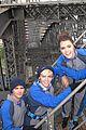 maia mitchell ross lynch climb sydney bridge 01