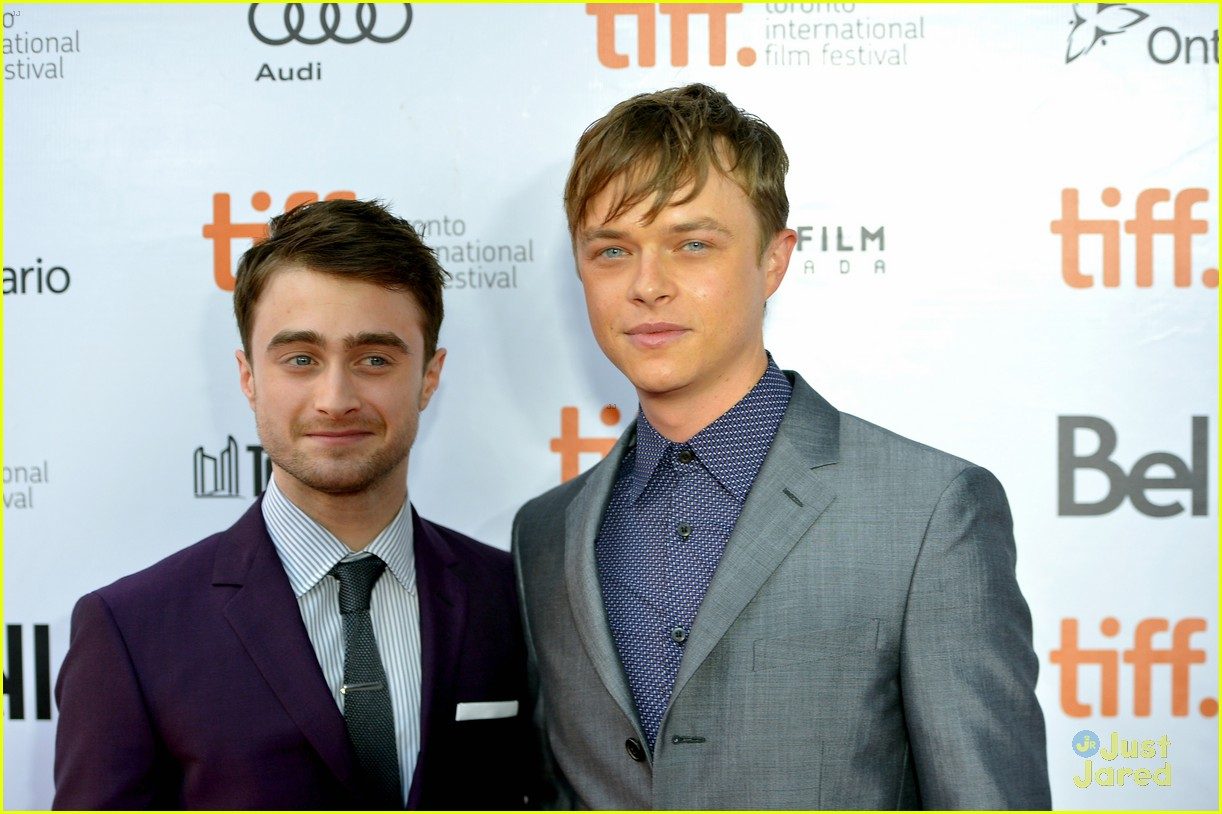 daniel radcliffe dane dehaan kill your darlings tiff premiere 05