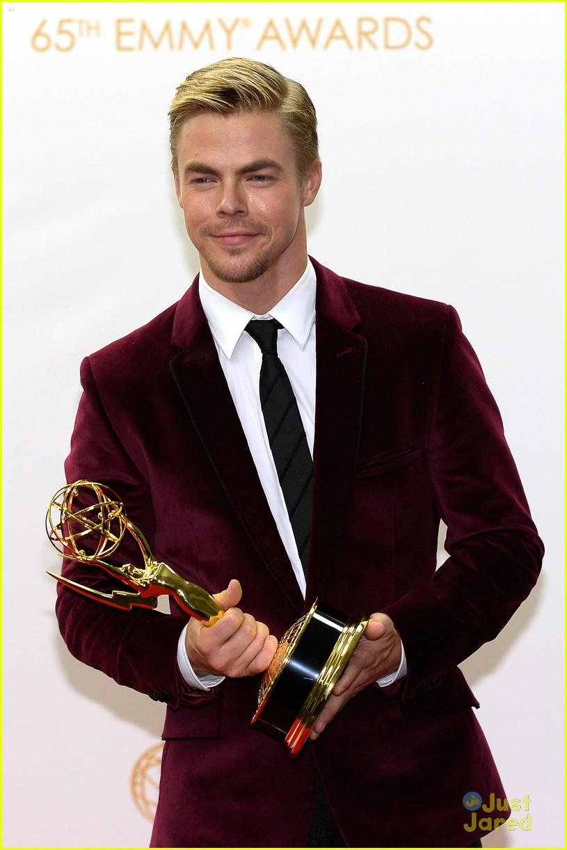 Derek Hough: Emmy Winner for Outstanding Choreography ...