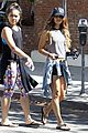 vanessa hudgens steps out sister stella 13
