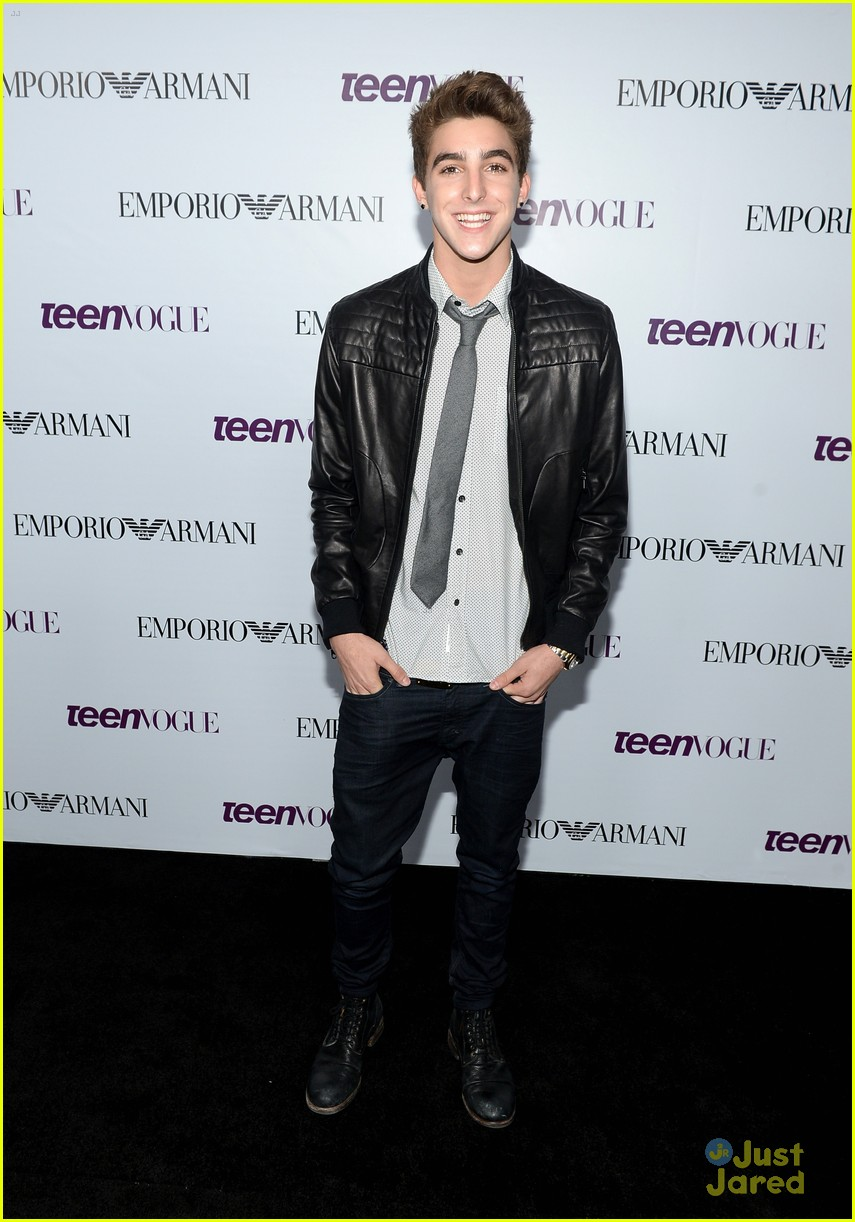 b0286c76b7d Fifth Harmony   Jackson Guthy - Teen Vogue Young Hollywood Party 2013