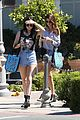 kylie kendall jenner saturday shopping sisters 01