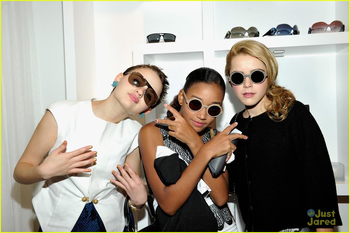 morgan amandla kiernan teen vogue young hollywood party 02
