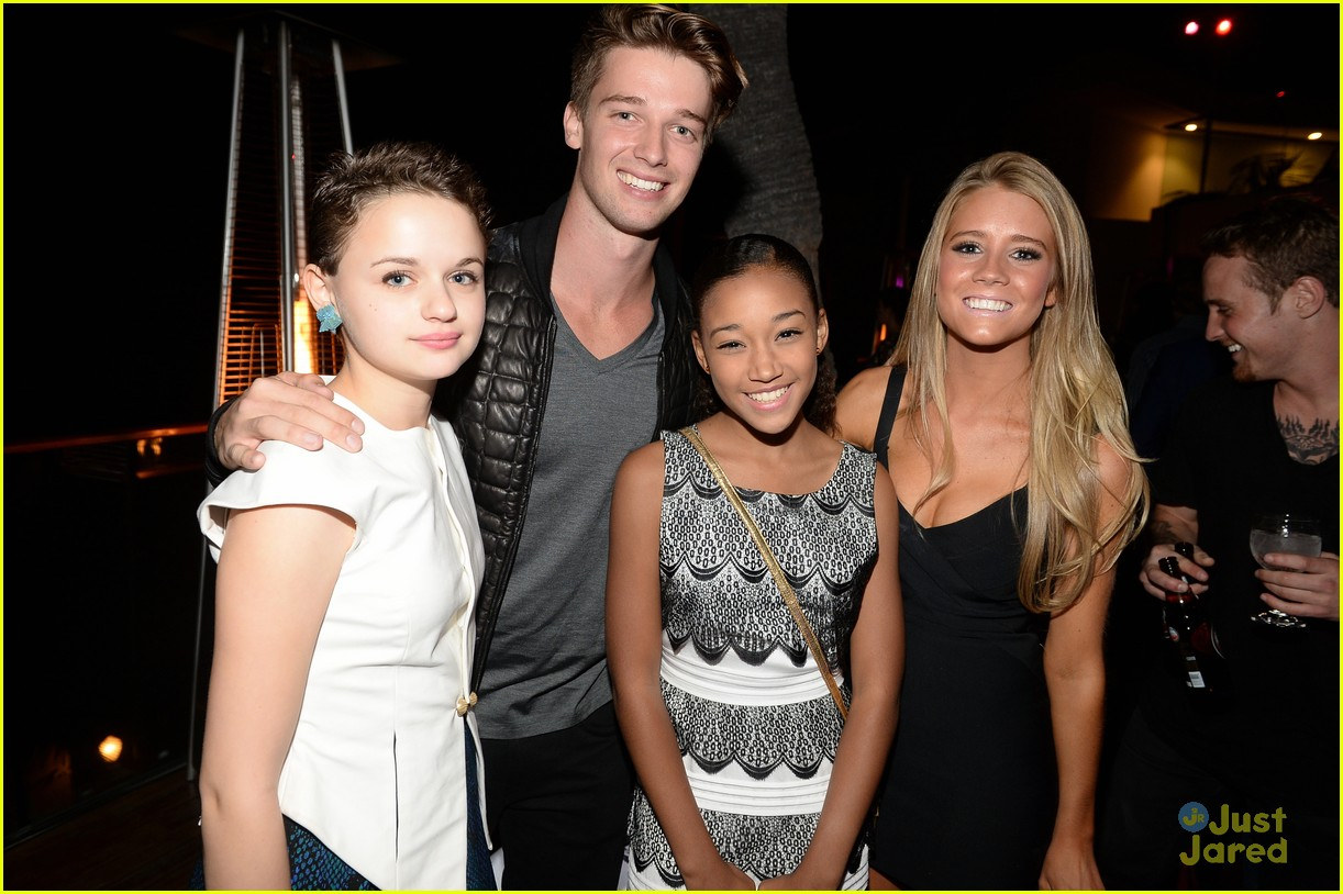 morgan amandla kiernan teen vogue young hollywood party 15