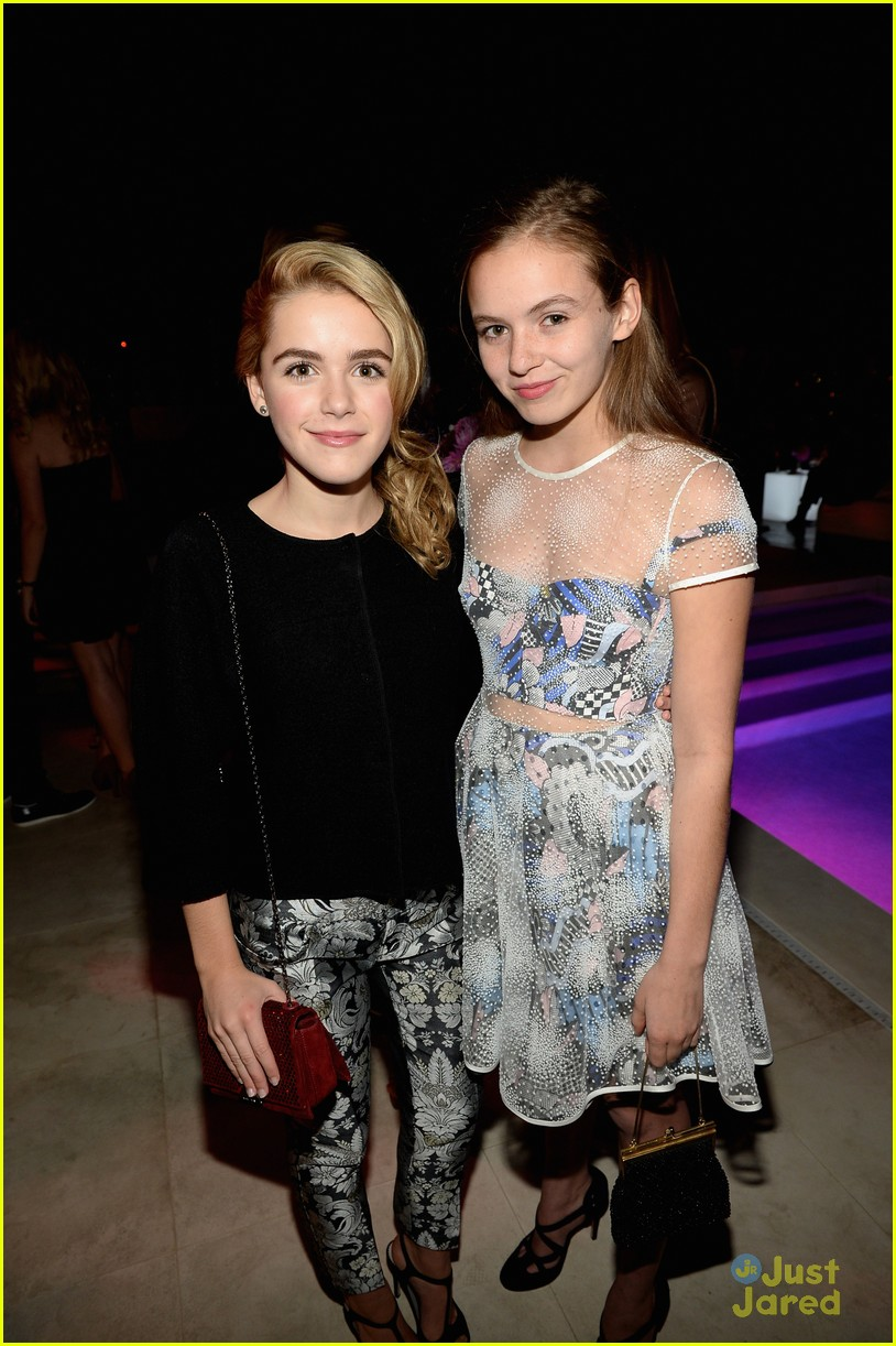 morgan amandla kiernan teen vogue young hollywood party 16