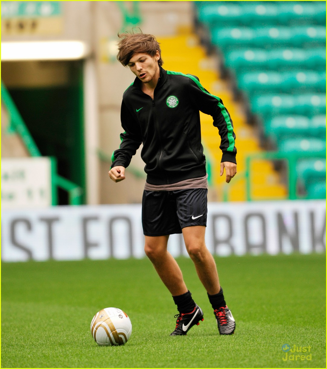 louis tomlinson charity football match 09