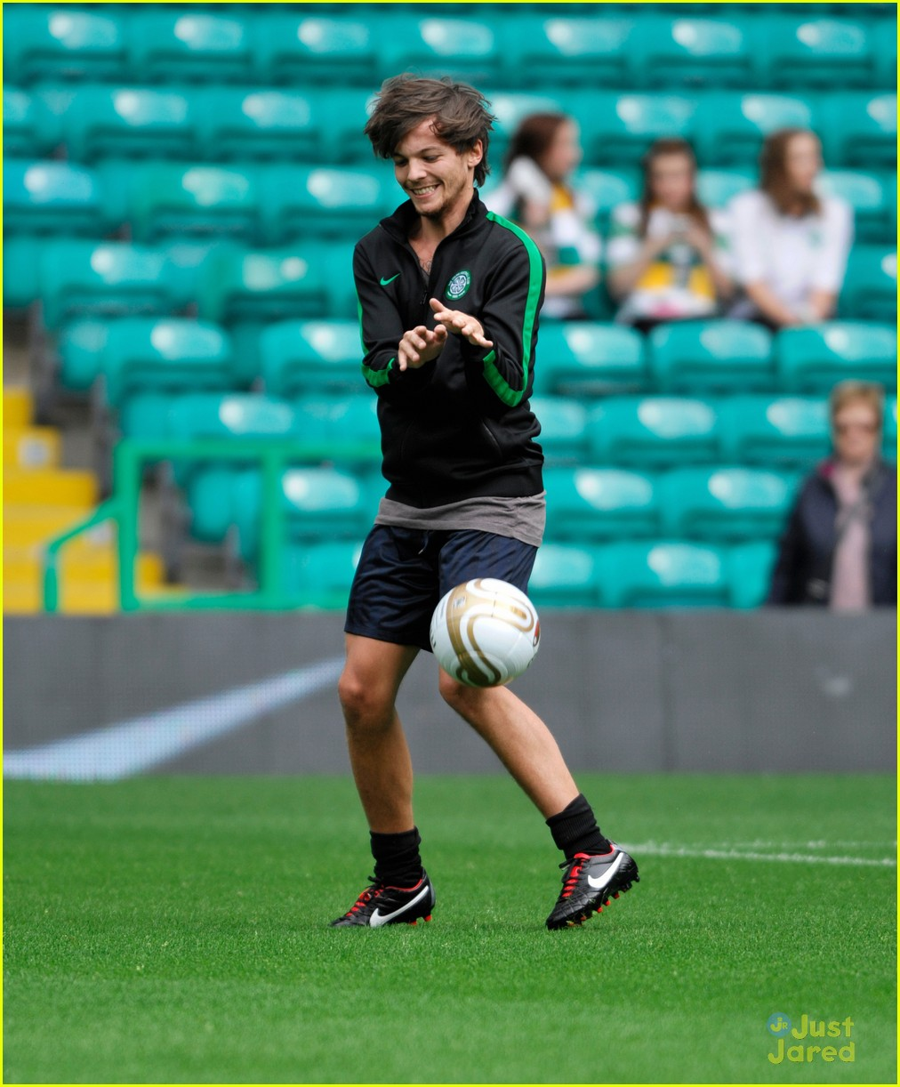 louis tomlinson charity football match 22
