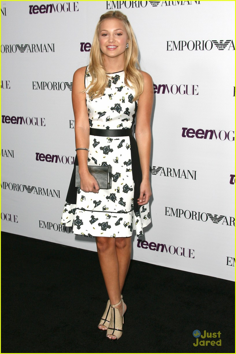 olivia holt peyton list china mcclain teen vogue party 13