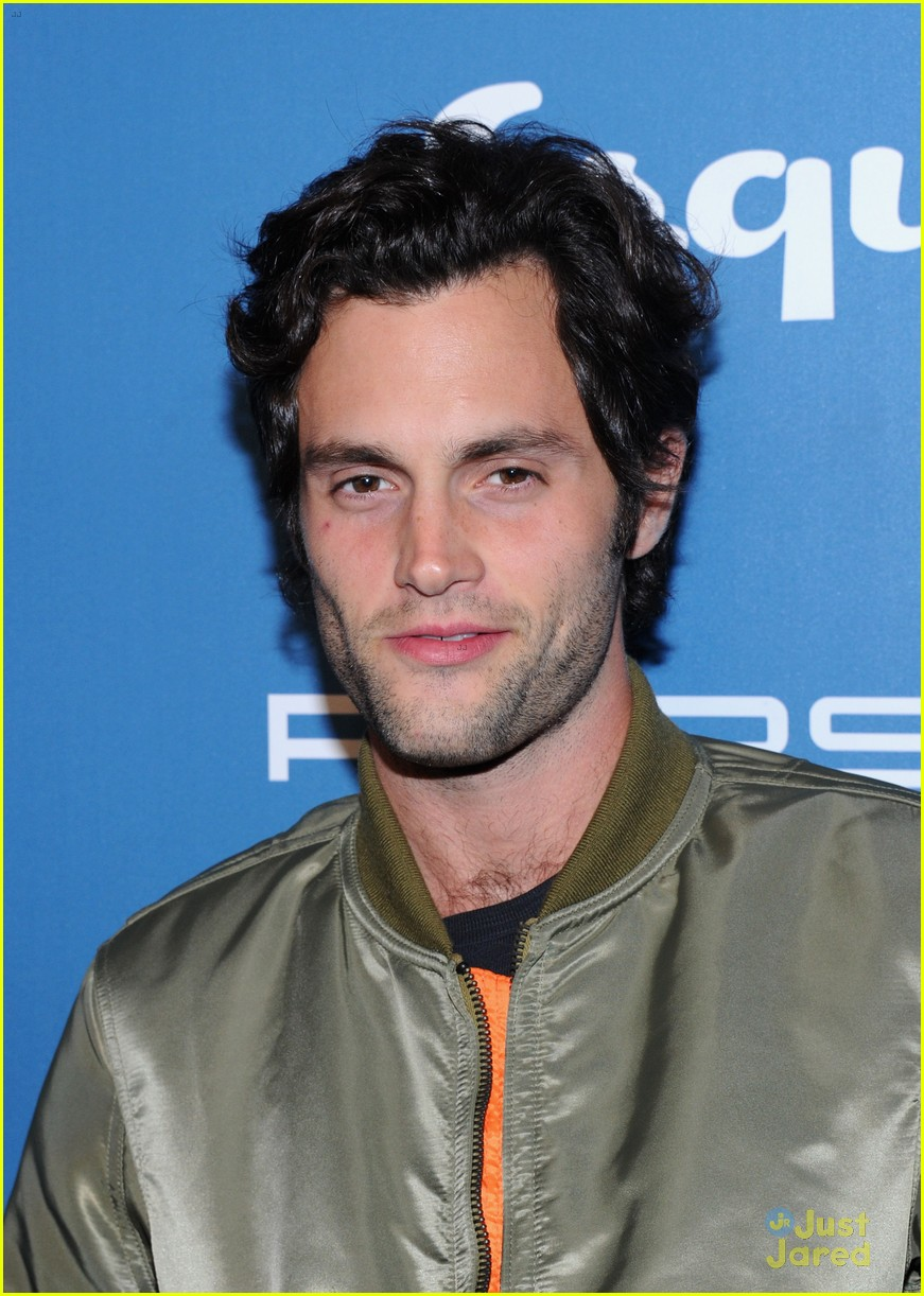 penn badgley esquire anniversary network launch party 01