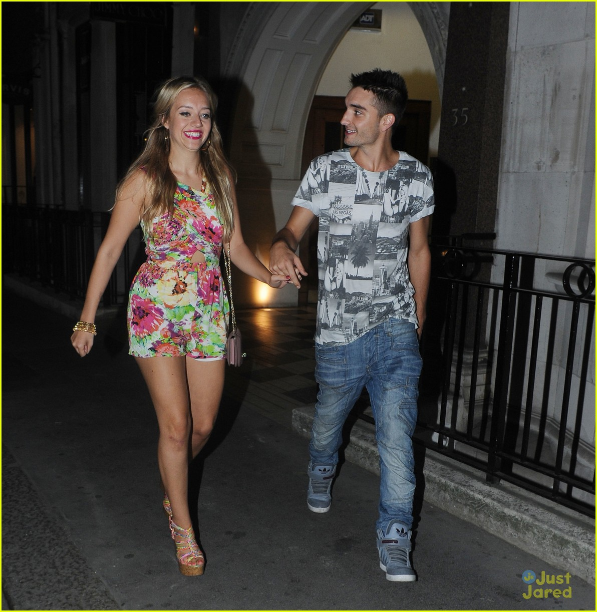 tom parker kelsey hardwick mahiki date night 09