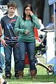 ariel winter nolan gould mf fair filming 02
